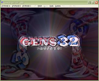 Gens32 инструкция